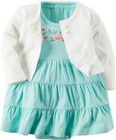 Carter's 2-pc. Dress Set - Baby Girls newborn-24m