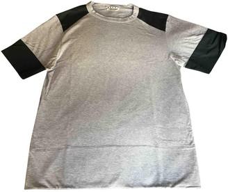 Marni Grey Cotton T-shirts