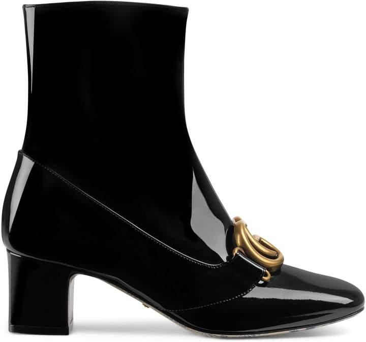 e98f181325a Gucci Marmont Boots - ShopStyle