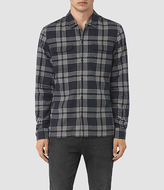 Allsaints Talpa Check Shirt