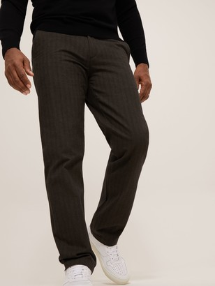 John Lewis & Partners Mackay Casual Cotton Trousers