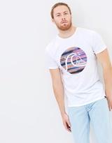 Quiksilver Mens Neon Smog T Shirt