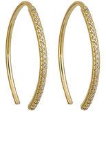 """Ileana Makri Women's """"Eye"""" Hoop Earrings"""