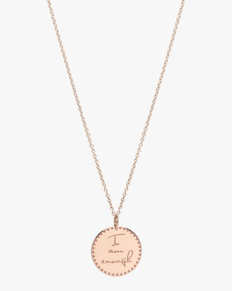 Chicco I am Enough Pendant Necklace