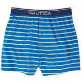 Nautica Horizontal Stripe Knit Boxer