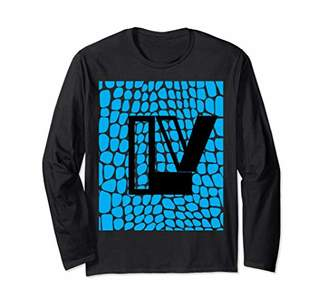 Louis Vuitton design Long Sleeve T-Shirt