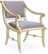 Bunny Williams Home Star Chair - Gray Linen