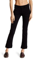 Black Orchid Lily Crop Trousers