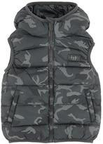 Il Gufo Sleeveless down jacket