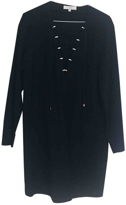 IRO Black Wool Dresses