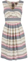 Sylvia Striped Dress, Multi