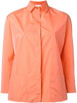Aspesi plain shirt - women - Polyester - XS