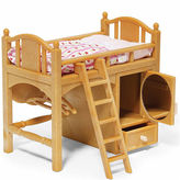International Playthings Calico Critters Sister's Loft Bed