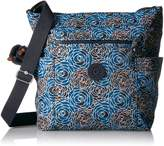 Kipling Melvin Printed Hobo Crossbody Bag Cross Body