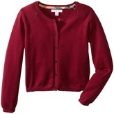 Burberry Valentine Cardigan Girl's Sweater