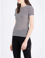 Maje Tasty Sailor tie-side top
