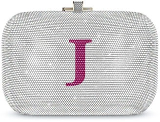 Judith Leiber Couture Slide Lock bag