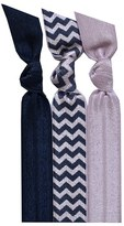 Emi-Jay ?Blueberry Fizz? Hair Ties (3-Pack)