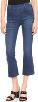 Frame Le Cropped Flare de Francoise Jeans