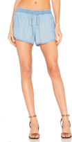 Bella Dahl Embroidered Short