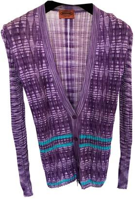Missoni Purple Knitwear for Women