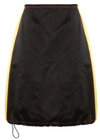 Prada Silk Satin Skirt