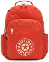 Kipling New Classics Seoul Go Nylon Laptop Backpack