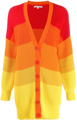 Chinti and Parker chunky knit cardigan