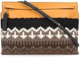 Loewe T knit bag