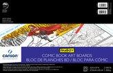 "Canson Comic Book Art Boards Pad, 11""X17"""
