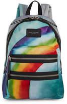 Marc Jacobs Rainbow Biker Backpack