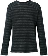 OSKLEN striped sweatshirt - men - Cotton - M