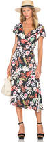 Somedays Lovin Eden Floral Dress in Black. - size XS (also in )
