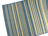 American Mills Barcode Polypropylene Indoor/Outdoor Area Rug, 2-Feet 8-Inch by 4-Feet 4-Inch, Blue