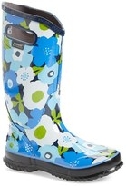 Bogs Women's 'Spring Flowers' Graphic Print Waterproof Rain Boot