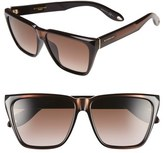 Givenchy Men's '7002/s' 58Mm Sunglasses - Brown Mirror