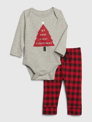 Gap Baby Graphic Bodysuit Set