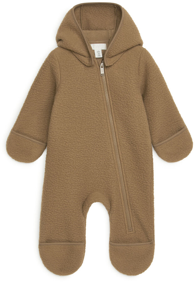 Arket Hooded Pile Overall
