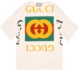 Gucci oversized T-shirt with logo