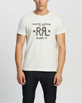Ralph Lauren RRL Short Sleeve Logo T-Shirt