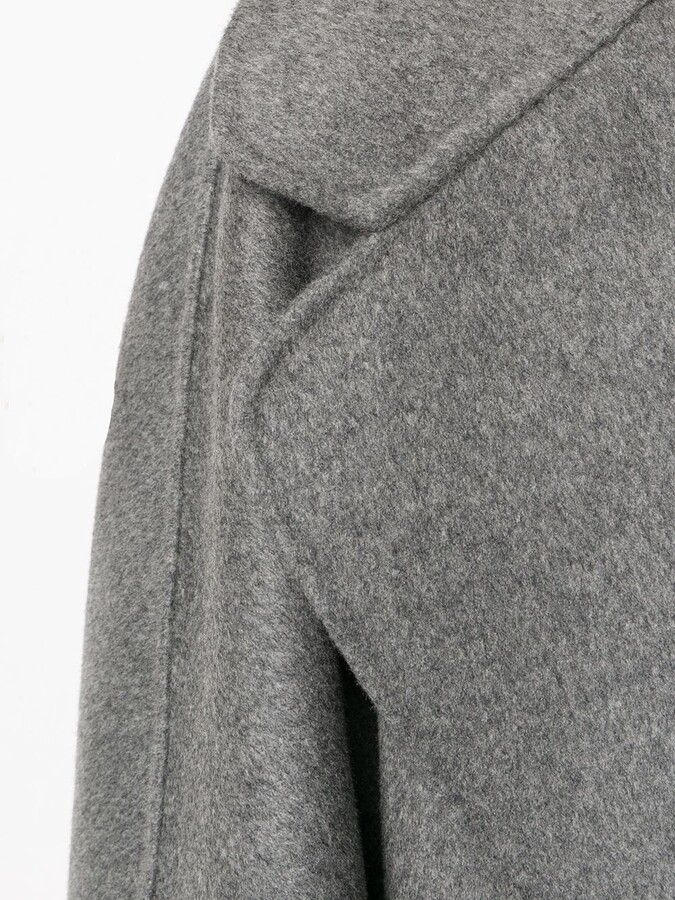 Thumbnail for your product : Michael Kors Collection Oversized Short Coat