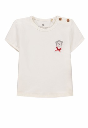 Bellybutton mother nature & me Girl's T-Shirt 1/4 Arm
