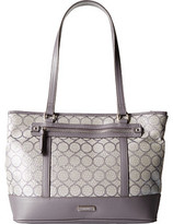 Nine West 9S Jacquard Tote