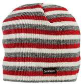 Stanfield's Striped Double Layer Wool Blend Tuque