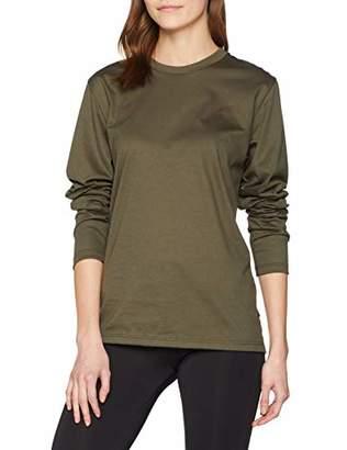 Trigema Women's 536501 Long Sleeve Top,Large