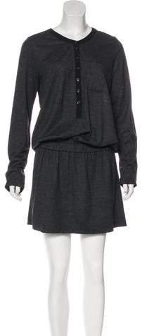 Burberry Mélange Mini Dress w/ Tags