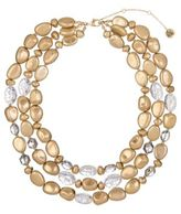The Sak Three-Row Beaded Necklace