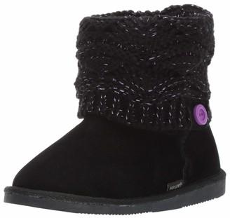 Muk Luks Girls Patti Boots Fashion