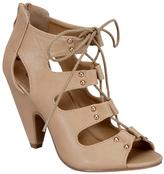 Taupe Studded Roman Sandal