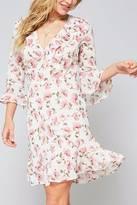 Promesa USA Flower Print Dress
